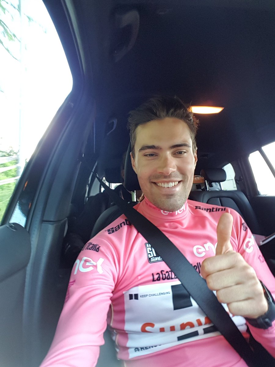 RT @tom_dumoulin: Wow!!! Thank you all! What a nice day! Grazie a tutti! https://t.co/zbYpjMAbhZ