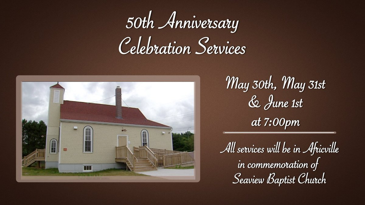 Lest we Forget!!! Let&#39;s REMEMBER the spirit lives on #Africville #AUBA .... 50 years since the last church service in Seaview UBC <br>http://pic.twitter.com/AkW0r780pZ