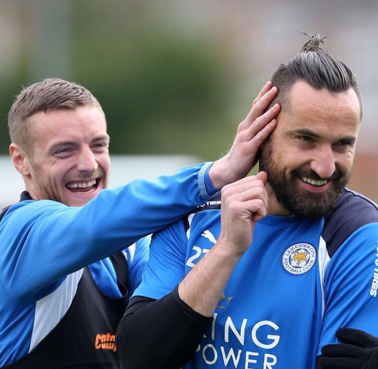 Proper man. Will be missed  #lcfc <br>http://pic.twitter.com/bEaLvsObLn