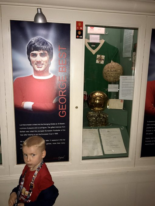 Happy birthday to Mason George , and George Best on Monday.