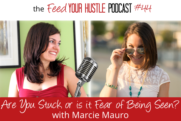 Are you really stuck or just scared to be seen? I chatted w/@MarcieMauro  http:// bit.ly/2bxFYuT  &nbsp;   #visibility <br>http://pic.twitter.com/VzO2Sisqc0