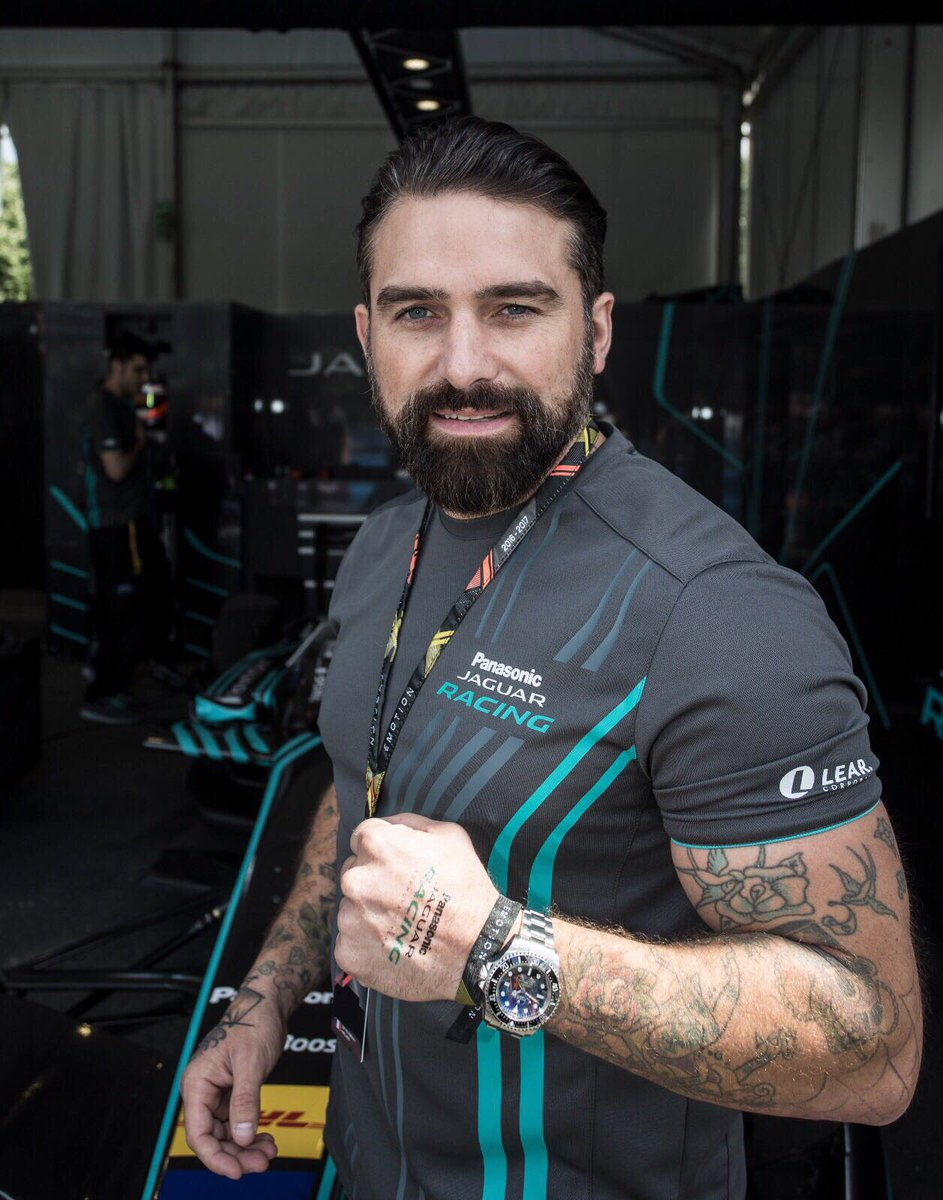 Anthony Middleton On Twitter Quot Got A New Jaguarracing