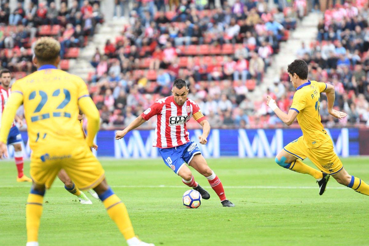 El Girona duda y pierde ventaja en la segunda plaza.