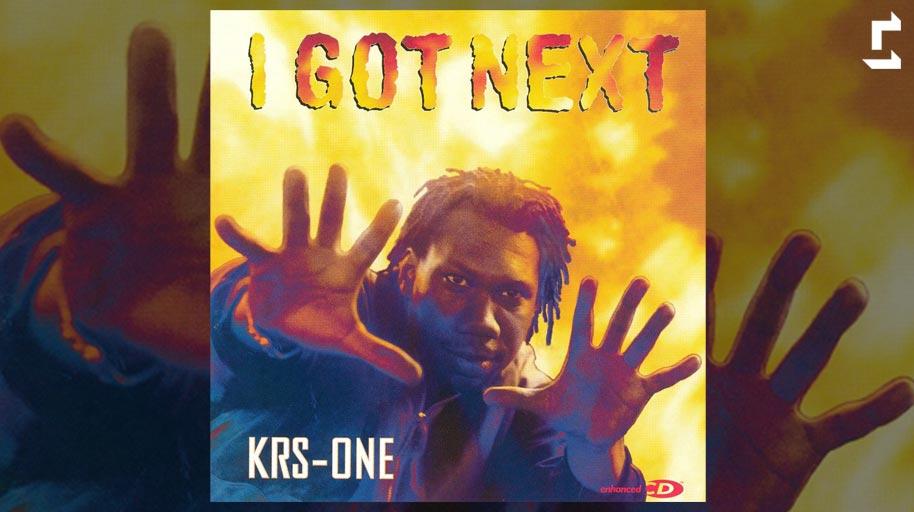 His 9th album, 3rd solo.  @IAmKRSOne's '...