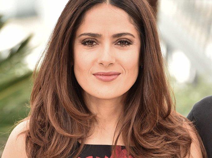 Salma Hayek's Natural Dark Spot Corrector Brightening Scrub