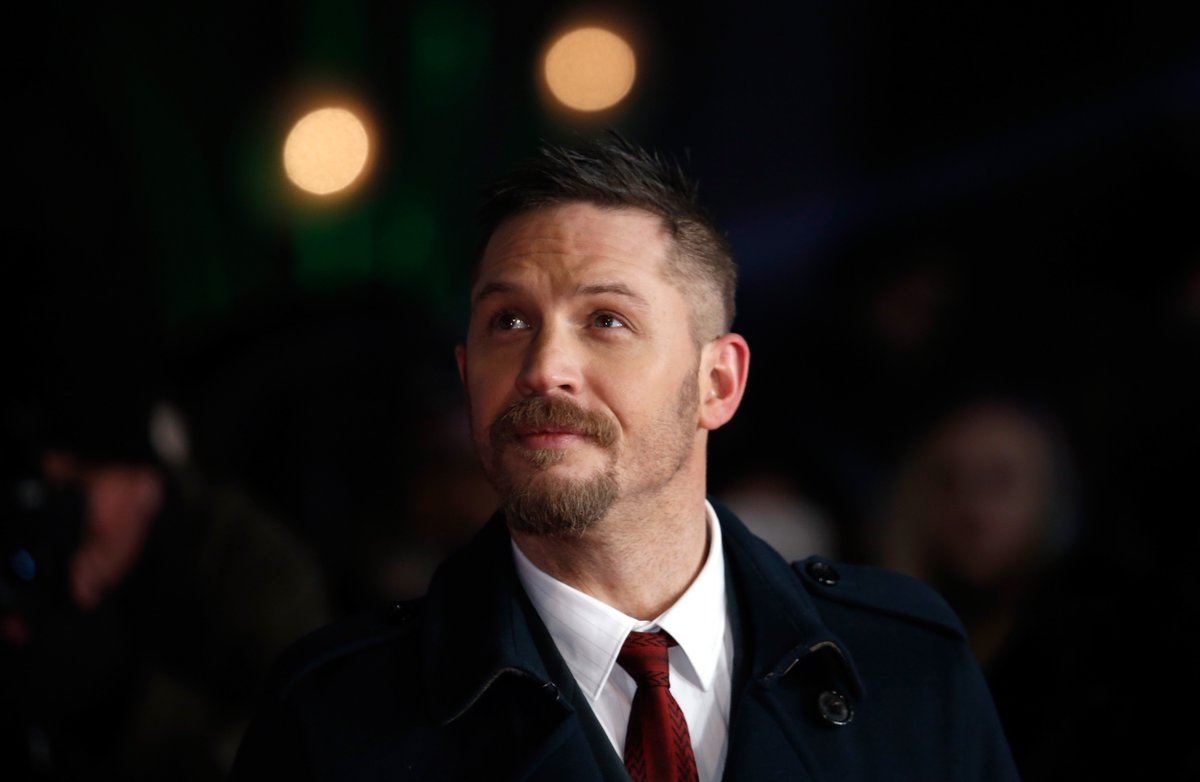 Tom Hardy is on for the #Venom movie: https://t.co/RYfk56ZOtV