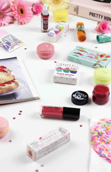 Makeup To Satisfy Your Sweet Tooth?