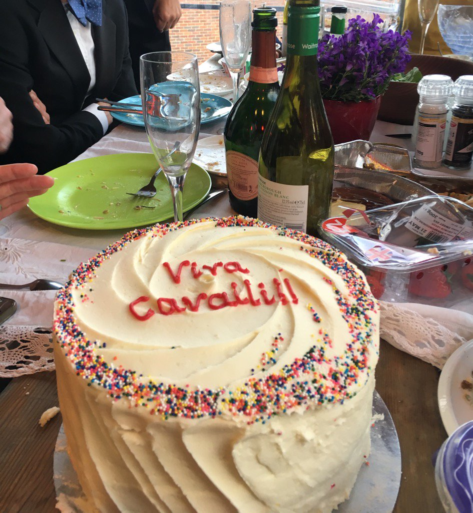 Great cake for tonight&#39;s show here at @glyndebourne. #Hipermestra #Cavani <br>http://pic.twitter.com/e1YYAFVc54