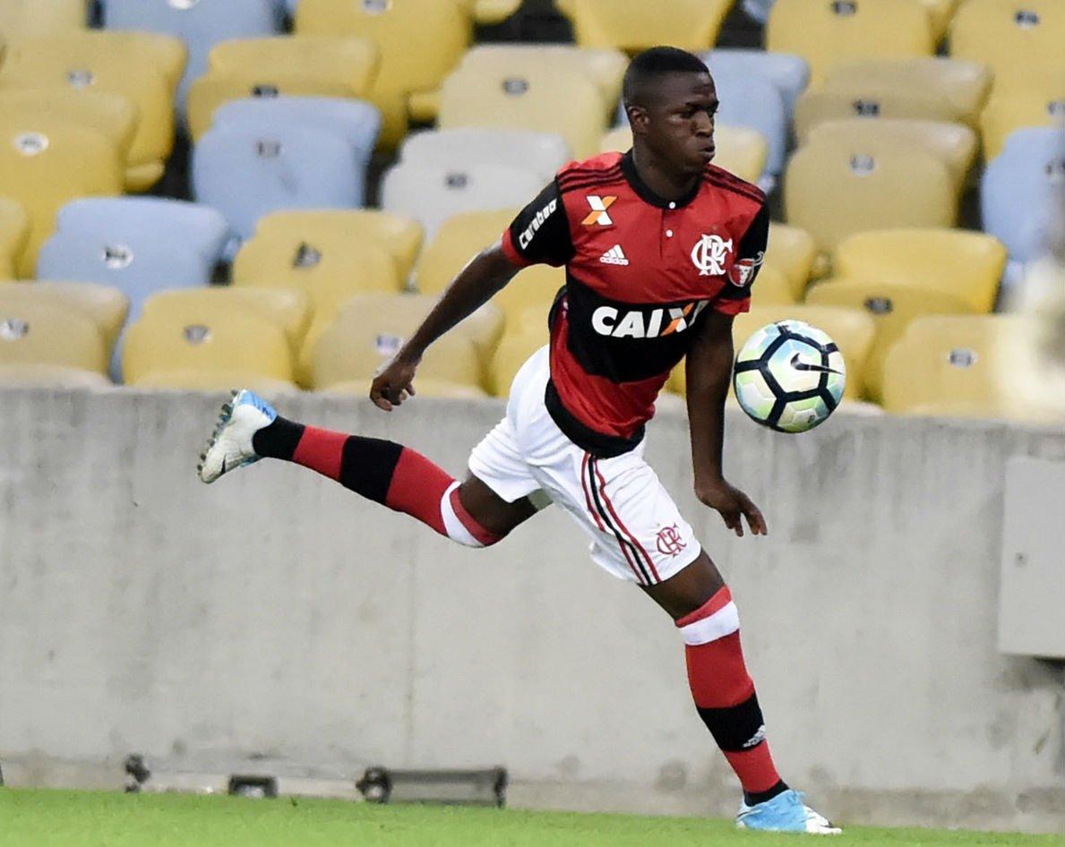 Martelo batido: Flamengo chega a acordo com o Real Madrid e acerta venda de Vinicius Junior https://t.co/mrbgIIh3jh