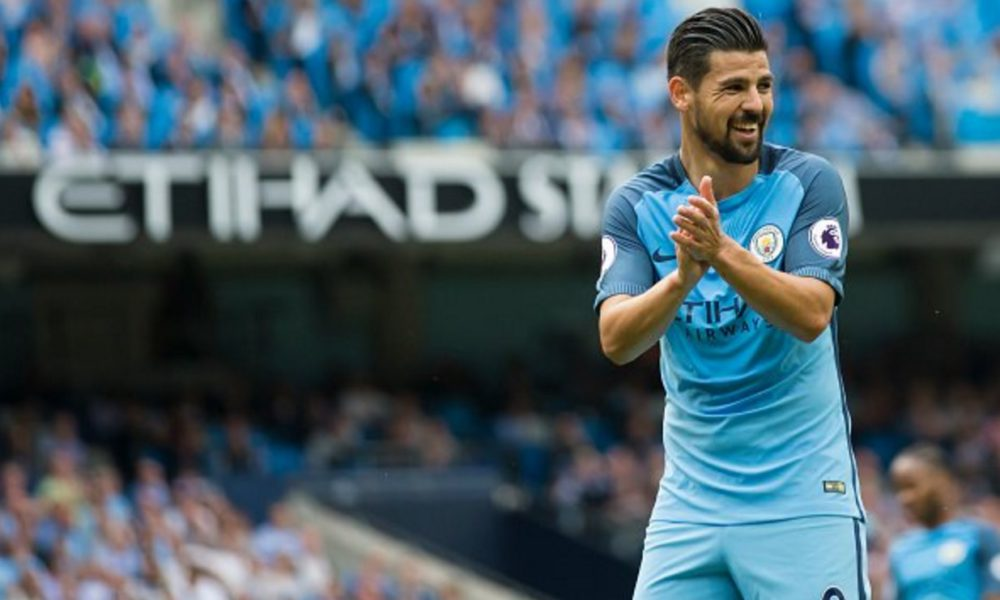 Spanish giants Atletico Madrid are believed to be in advanced talks with Manchester City forward Nolito, AS can reveal.