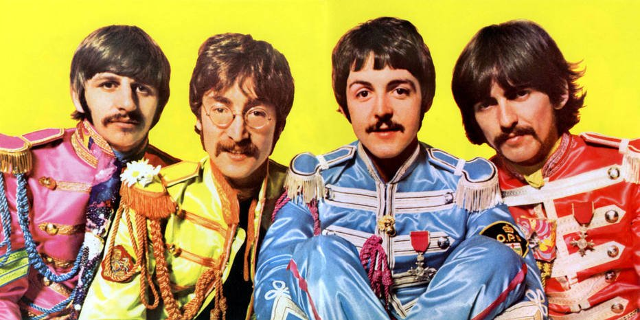 'Sgt. Pepper' completa 50 anos como o mais influente disco conceitual pop: https://t.co/21mwmR6GnU