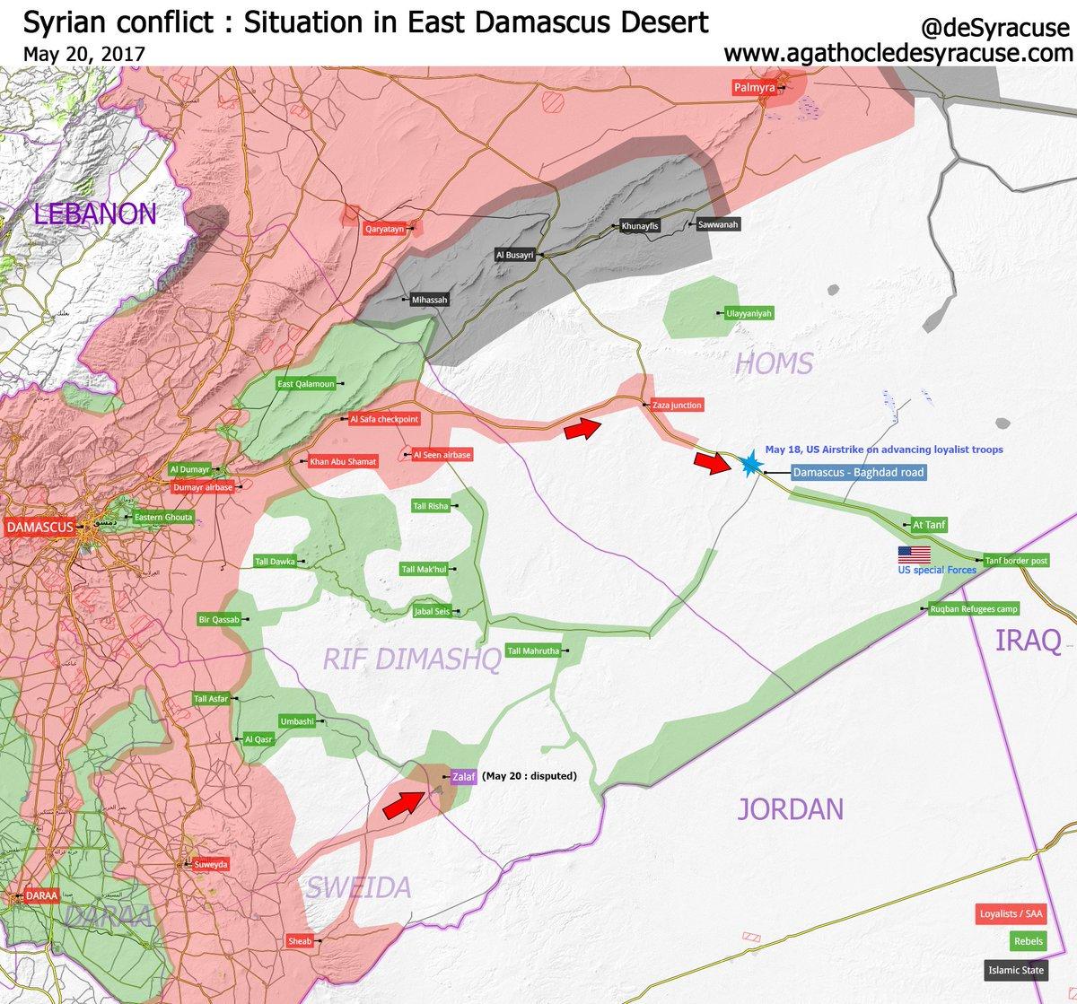 Syrian War: News #13 - Page 3 DATJltxXYAE3GAd