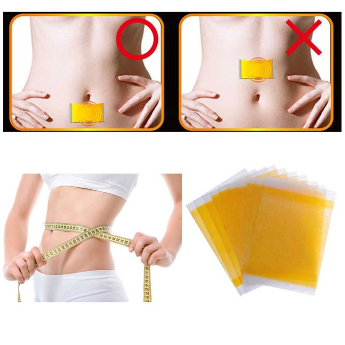 Set of 30 Slimming Patches