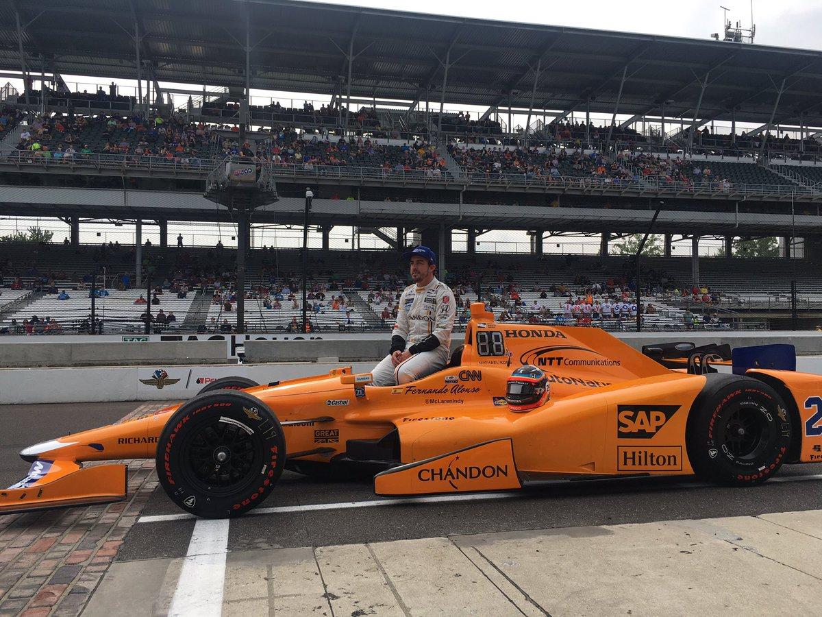 F1, Monaco, Alonso saluta da Indy