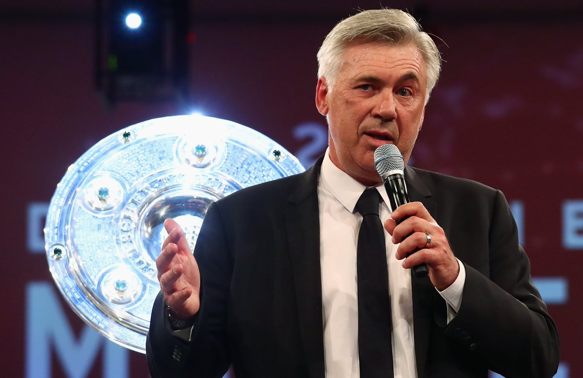 #Ancelotti: &quot;The players have worked superbly; they&#39;re very professional. I&#39;ve found a family here.&quot; #Mia5anMia<br>http://pic.twitter.com/ri9KFgBvSt