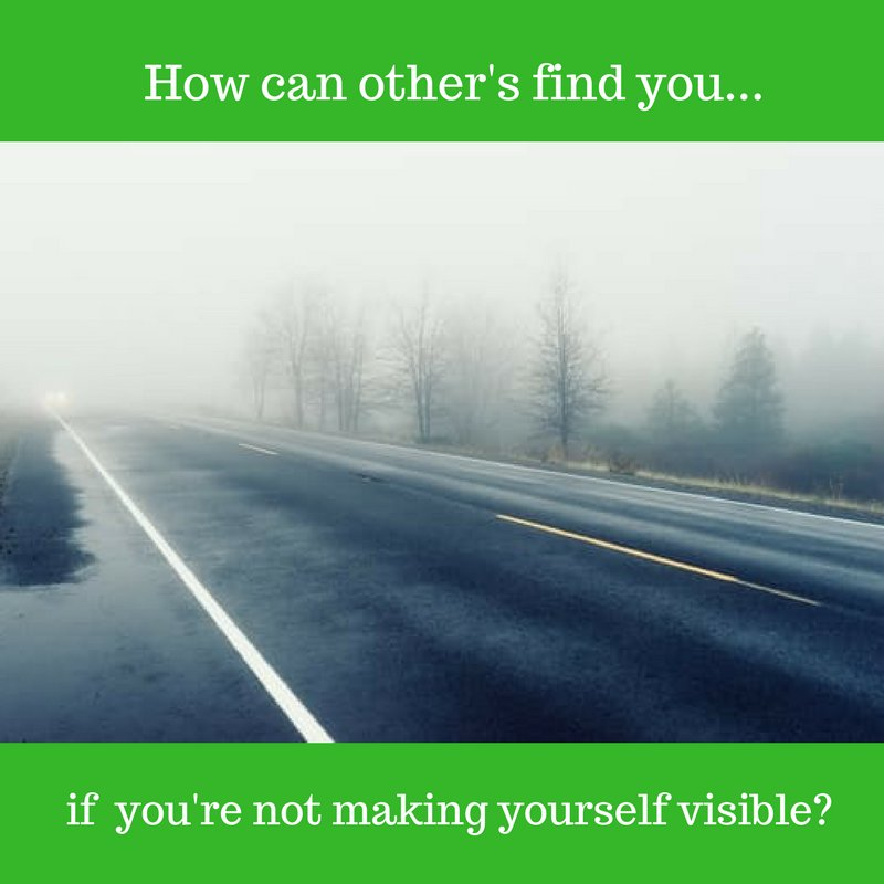 How can your clients find you if you&#39;re not being visible?  #visibility #onlinemarketing #holistic #healthcoach #healer<br>http://pic.twitter.com/6xiZOlroql