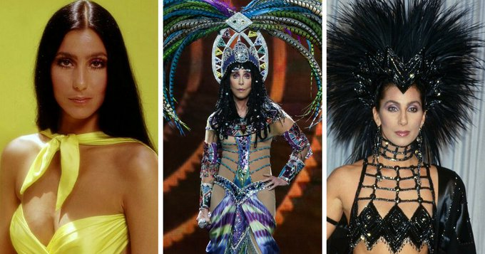 A Star Is Born: Cher Turns 71 Today . Happy Birthday To The Goddess Of Pop!