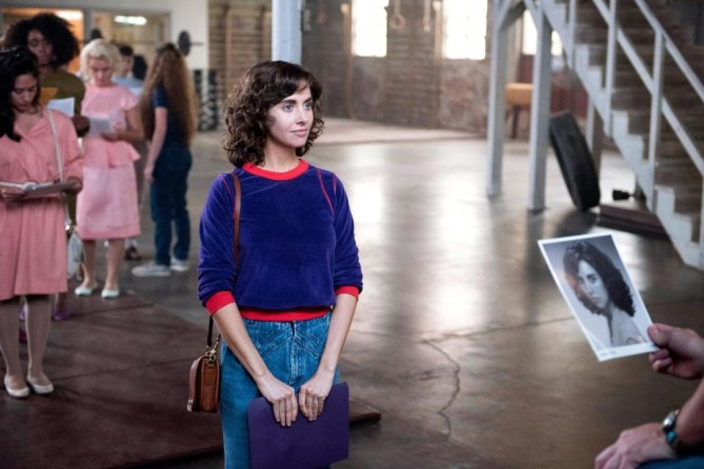 *me watching the GLOW trailer* ... My current theory is Alison Brie and Winona Ryder will play sisters in a crossover with Stranger Things.