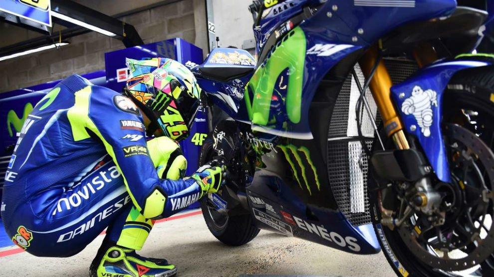 Dove Vedere Partenza Gara MotoGP Francia 2017 Diretta Streaming: ultime notizie Valentino Rossi sulla griglia