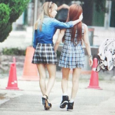I really like moonsun pics that are taken from this view