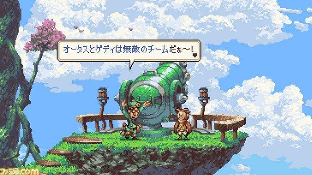 ドット絵で描き込まれた勇気と友情の物語。『Owlboy』PC版の日本語対応アップデートは5月24日配信予定。Switch版も進行中【A 5t...
