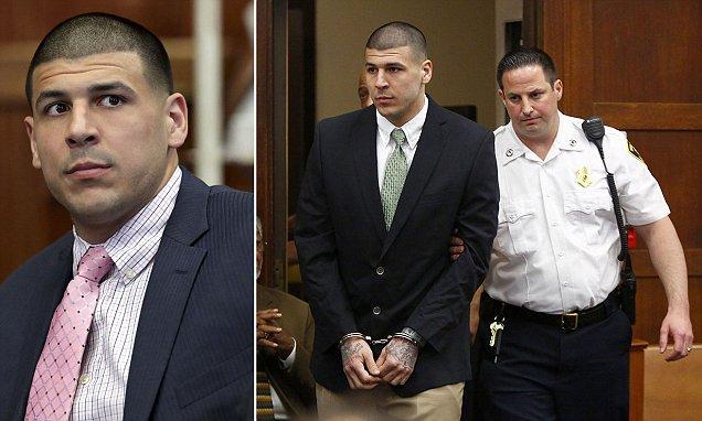 #Aaron #Hernandez &#39;#Threatened to #Kill #Guard and his #Family&#39; - -  http:// wsbuzz.com/world-news/aar on-hernandez-threatened-kill-guard-family/ &nbsp; … <br>http://pic.twitter.com/68cfEBmDSy