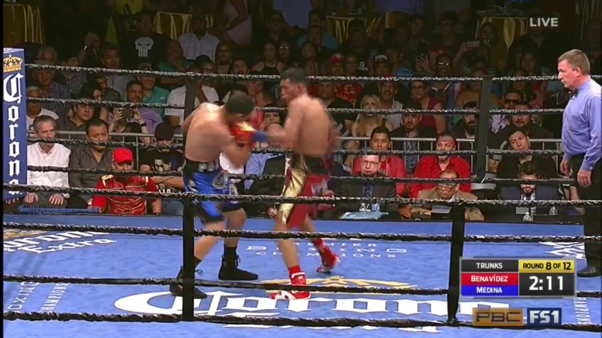 This epic boxing KO will give you a concussion just from watching