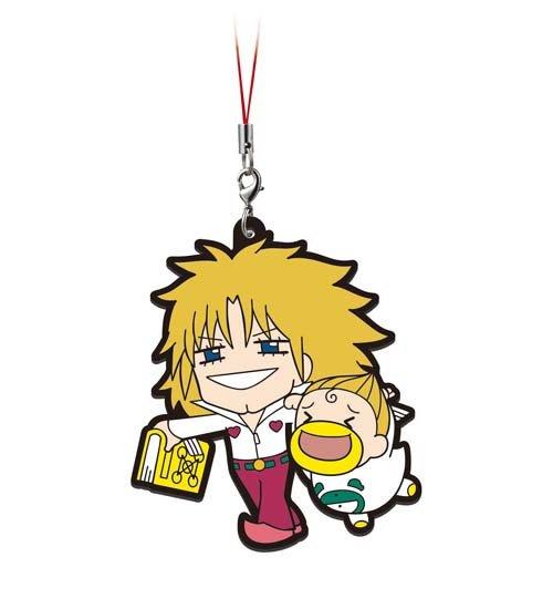 「金色のガッシュベル!!」清麿&ガッシュらペアのラバーマスコット、全8種