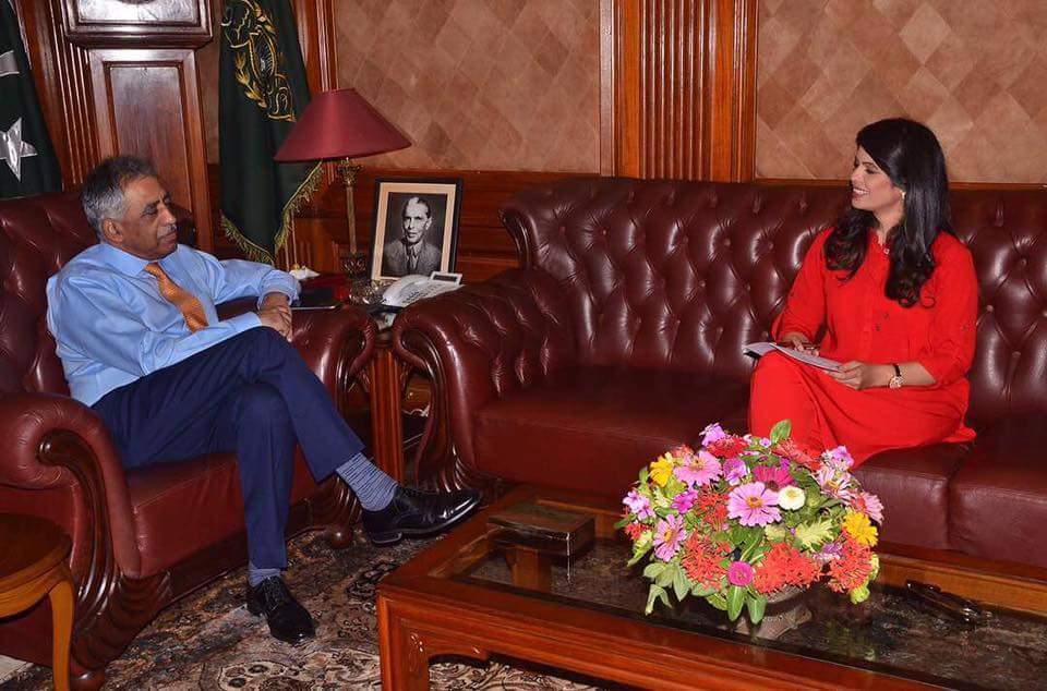 test Twitter Media - Watch Exclusive Interview of #GovernorSindh @RealM_Zubair with @najiaashar at 6 pm Only on @aaj_urdu in #NewsHourwithNajia at 6 https://t.co/ueYfLgyKpx