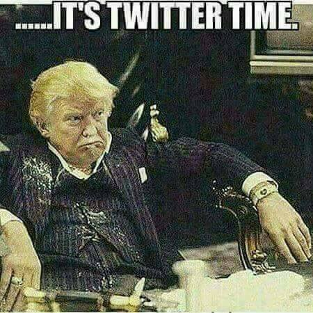 "test Twitter Media - ""Ok now time to do some good ol' tweetin', 'cos fuck dis shit, Frederick Douglas ain't answering my callz, SAD!"" #idiocracy #Trump #potus45 https://t.co/N8VY56iuzk"