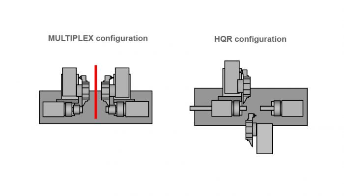 Different #spindle and #turret configurations optimize @MazakCorp&#39;s #MULTIPLEX and #HQR #machines for different applications ...<br>http://pic.twitter.com/Oolvulp4t4