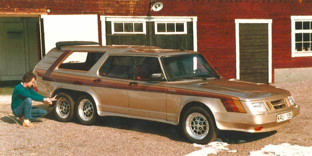 SAAB 906 Turbo (1981) http://oldconceptcars.com/1930-2004/saab-906-turbo-1981/…
