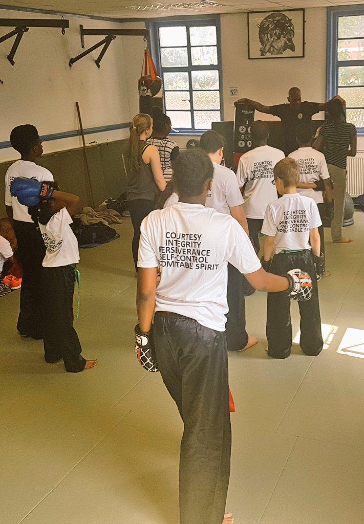 TKBA #JUNIORS #KICKBOXING #SundayMorning #training #children staying #active for #life #healthy @TottenhamSports #tottenham #haringey<br>http://pic.twitter.com/w07Qbhthjm