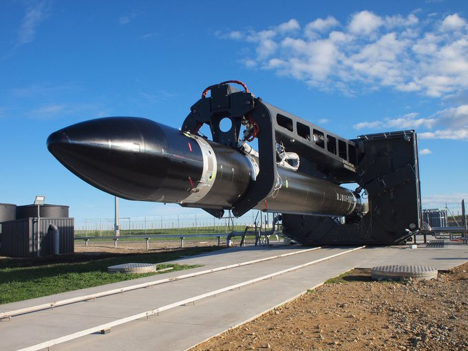 The first orbital test flight of Rocket Lab's Electron rocket from New Zealand is set for this week. Preview story: https://t.co/0am8Gsz7xi