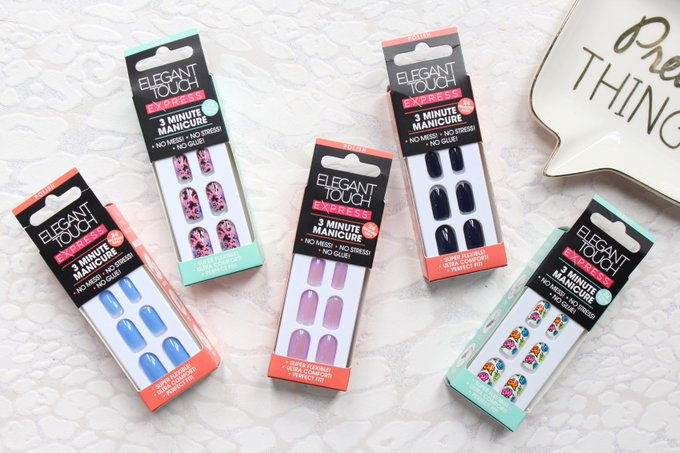 Elegant Touch Express Nails