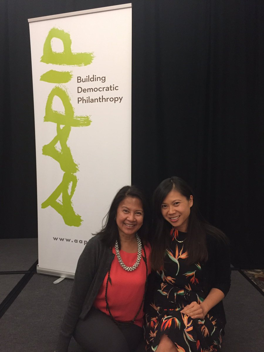 Representing AAPIP-Metro DC in LA! Eager to roll up our sleeves + plan a year of meaningful, collaborative programming. #aapip2017 <br>http://pic.twitter.com/UzLFWLrKxI