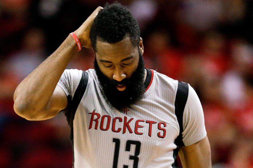#Harden hit squad?  #Harden #Malone #NBA    http:// nypost.com/2017/05/21/ugl y-james-harden-affair-stinks-of-something-much-worse/ &nbsp; … <br>http://pic.twitter.com/i9MzJyMMZW