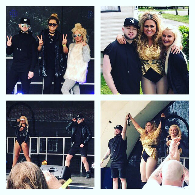 RT @beyoncetrib: CORNWALL WITH TEAM B! 🐝🎤 videos to follow soon!! #beyonce #irreplaceable #tribute #touring #show https://t.co/EpnO43nLYu
