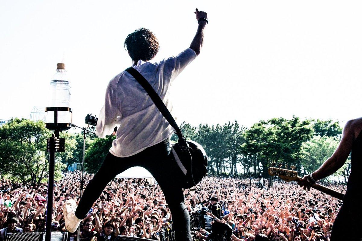 昨日のメトロック余韻 超満員でうれしかったなー めっちゃいいライブできた ライブ後にIKE兄貴にいっ…