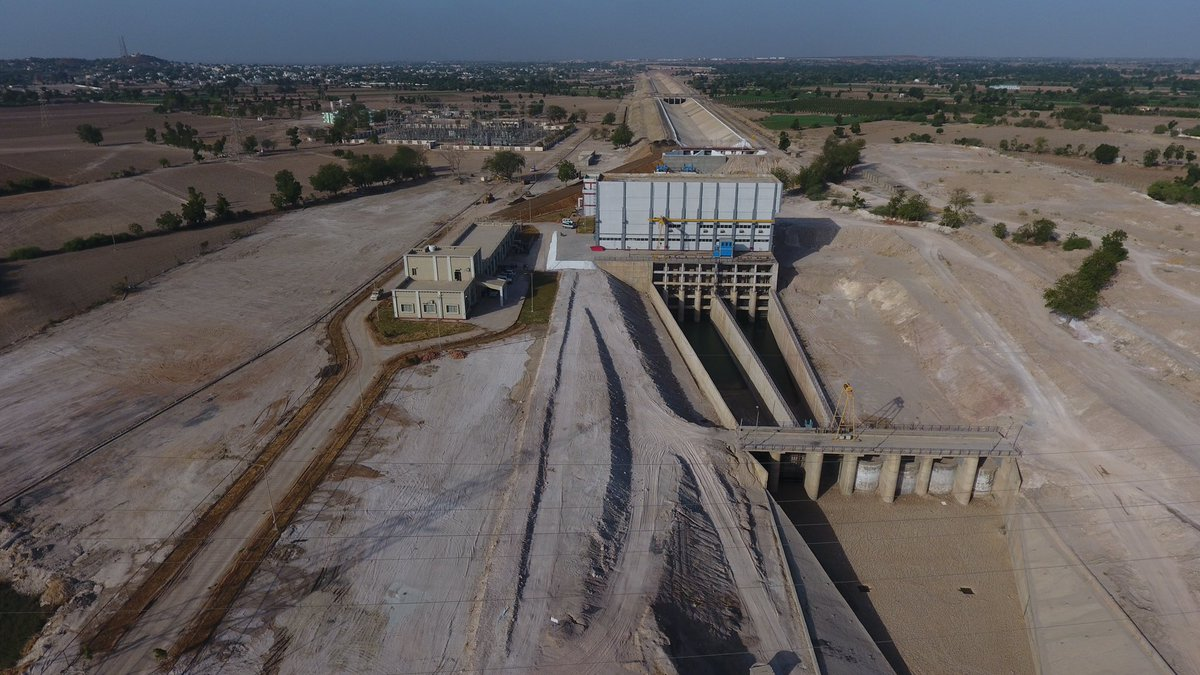 Tappar dam to be filled with Narmada water