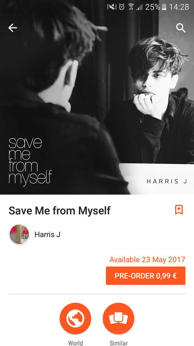#INFO for Android User ! You can pre-order #SaveMeFromMyself @HarrisJOfficial   Here&#39;s the link  https:// play.google.com/store/music/al bum?id=Bicesgjvxv7gdqxb5bwdpql5u7a &nbsp; … <br>http://pic.twitter.com/7Q3ZH0Ux80