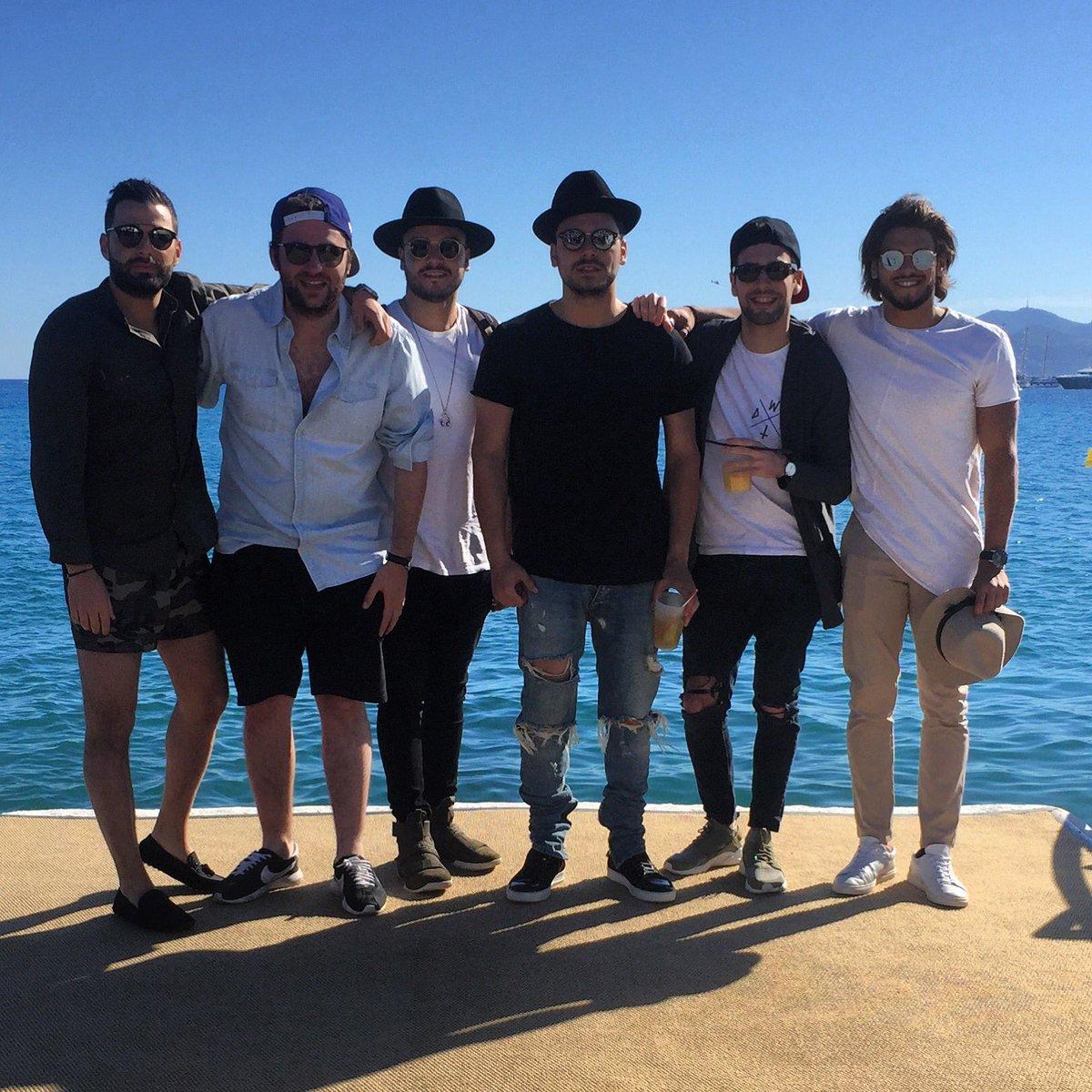 Cannes with Friends #DREAM #LesAnneesPassentLesAmisResent #Love #Crew #Entourage ️️<br>http://pic.twitter.com/Y6gjSQleqp