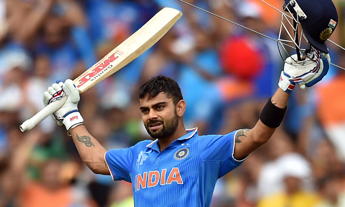 Kohli has faith in India's batsmen despite Rajkot reverse