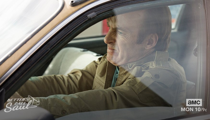 New name, same car on tomorrow's #BetterCallSaul. https://t.co/vRJcAta...
