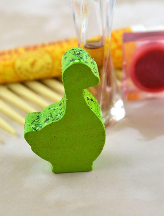 Green wooden goose brooch on #Etsy:  http:// etsy.me/2oIWtq4  &nbsp;   #handmadehour #glasgowetsy #shopscotland #upcycled #repurposed #ecochic #etsyuk<br>http://pic.twitter.com/ckznfmZUQH