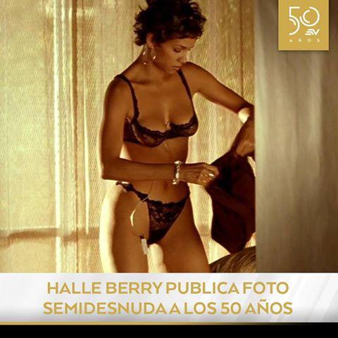 Desnuda Halle Berry Lomásvistodelasemana Desnuda Foto Halle Berry