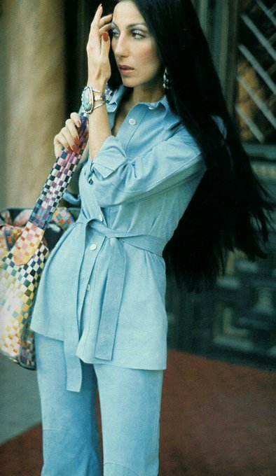 Happy birthday (in late) Cher