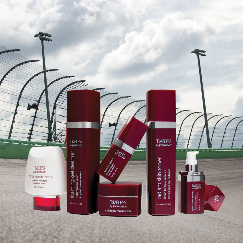 Be sure to make a #pitstop at your nearest #CosmoProf on #NascarDay to get your hands on all of the amazing #TimelessByPevonia product!<br>http://pic.twitter.com/Ofu39uicHy