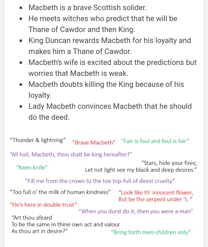 quotation and type of connection macbeth philosophy essay Compare and contrast essays are some of the most interesting assignments and students (well, some) enjoy writing them this is because unlike most kinds of essays, it is hardly possible to get writer's block when you are handling these you are given the freedom to not only pick compare and contrast topics.