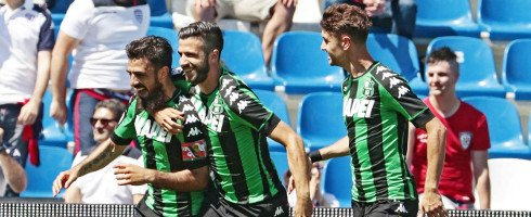 #Sassuolo 6-2 #Cagliari  Tennis score at the Mapei Stadium  http://www. football-italia.net/SerieA/match/8 8194 &nbsp; …   #SassuoloCagliari #SerieA<br>http://pic.twitter.com/exkAGcLv95
